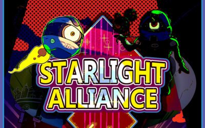 Starlight Alliance Developer: Origamihero Games (Interview)