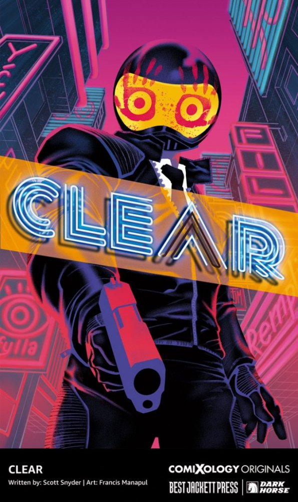 Clear #1 Main Cover