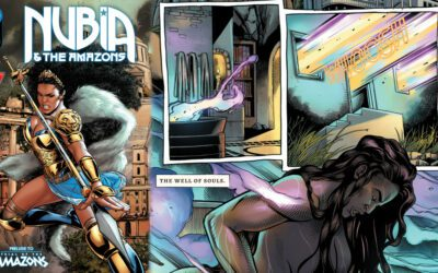 Nubia and the Amazons #1 (Review)