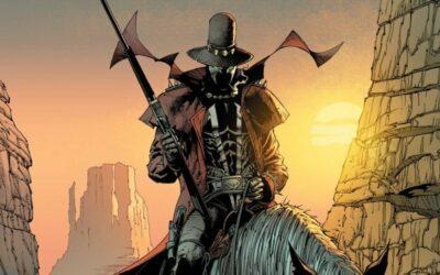 Gunslinger Spawn #1  (REVIEW)