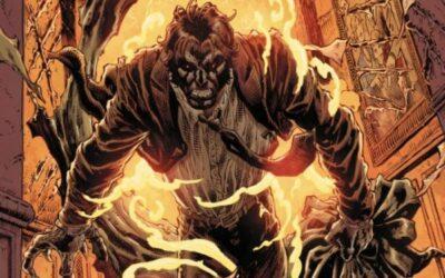 Batman vs Bigby! A Wolf in Gotham #2 (Review)