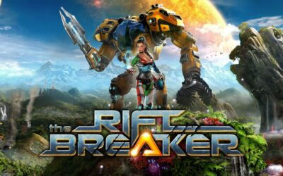 THE RIFTBREAKER (REVIEW): COLONIZATION OF THE PLANET WITH ELEMENTS OF TOWER DEFENSE