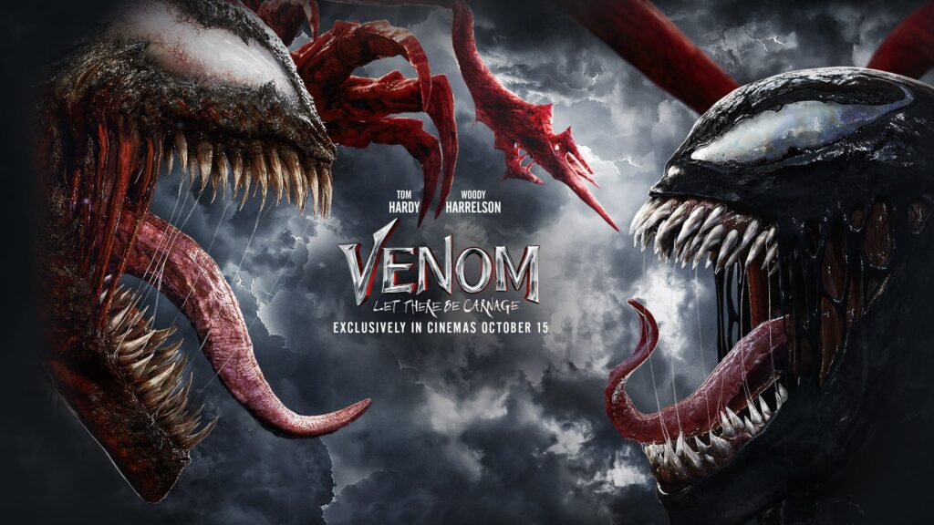 Venom: Let there be Carnage Cover Art