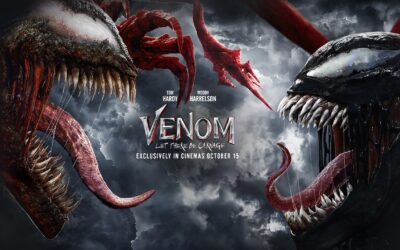 'VENOM: LET THERE BE CARNAGE' MOVIE REVIEW