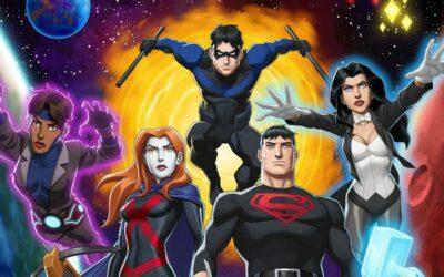Young Justice Season 4 Phantoms  Poster Breakdown